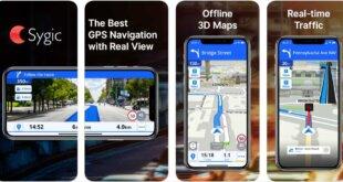Top aplicații GPS fără internet pe telefon gratis