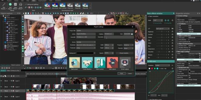 program de editat video gratis